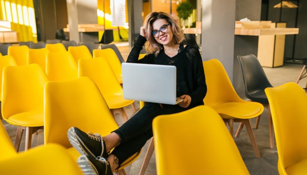 Chaise bureau professionnelle chaise design confort