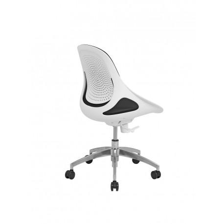 Chaise dactylo bw dos