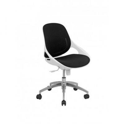 Chaise dactylo design et confortable B&W