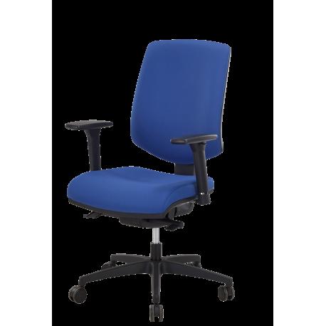 Chaise dactylo sunshine bleu