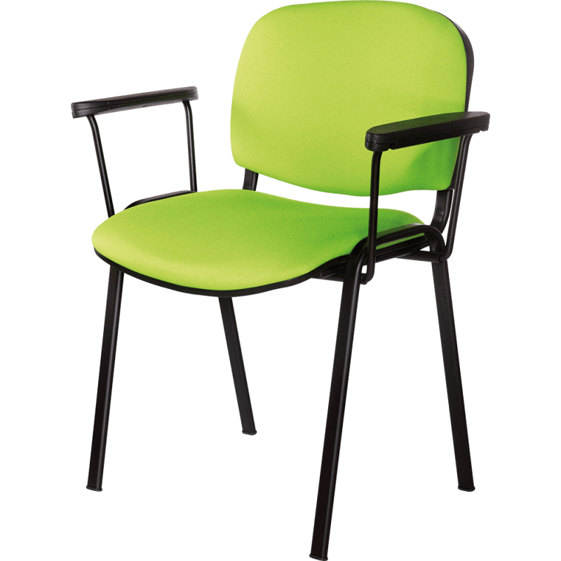 Chaise de bureau ou de reunion empilable classic 1