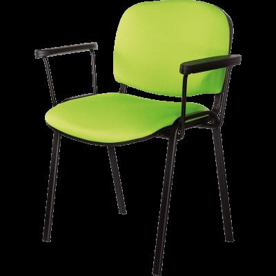 Chaise de bureau ou de réunion empilable Classic