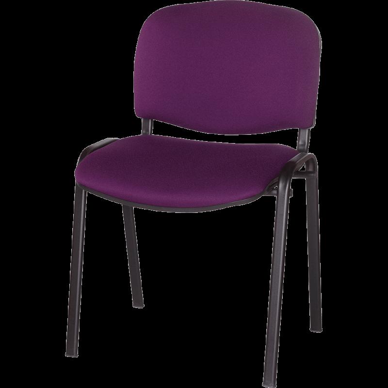 Chaise de bureau ou de reunion empilable classic
