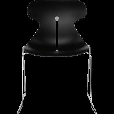 Chaise de bureau ou de reunion empilable damon 1