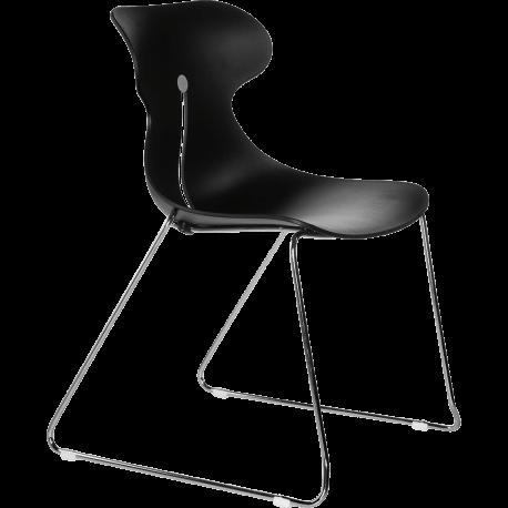 Chaise de bureau ou de reunion empilable damon 2