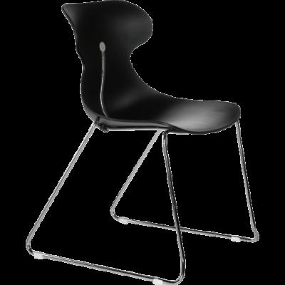 Chaise de bureau ou de réunion empilable Damon