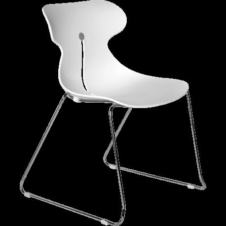 Chaise de bureau ou de reunion empilable damon