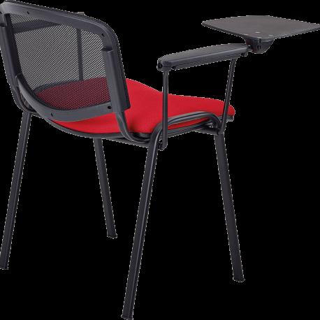 Chaise de bureau ou de reunion empilable lena 1