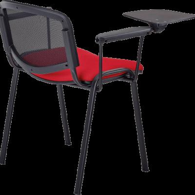 Chaise de bureau ou de réunion empilable Lena