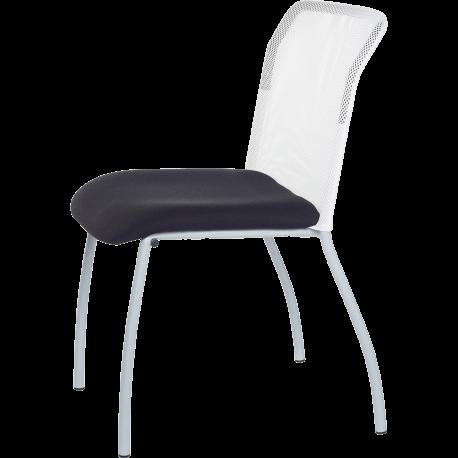 Chaise de bureau ou de reunion empilable noa 2