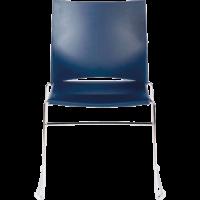 Chaise de bureau ou de reunion empilable sarah polypro 2