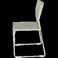 Chaise de bureau ou de reunion empilable sarah polypro 3