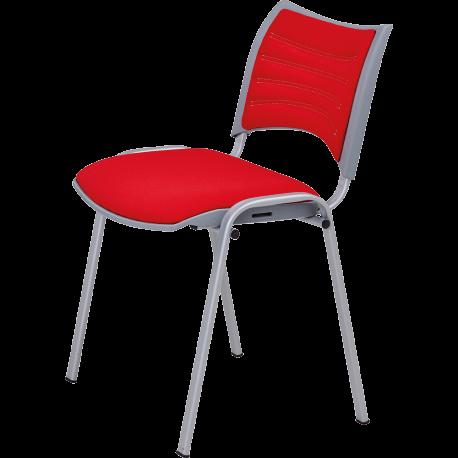 Chaise de bureau ou de reunion empilable tina 3