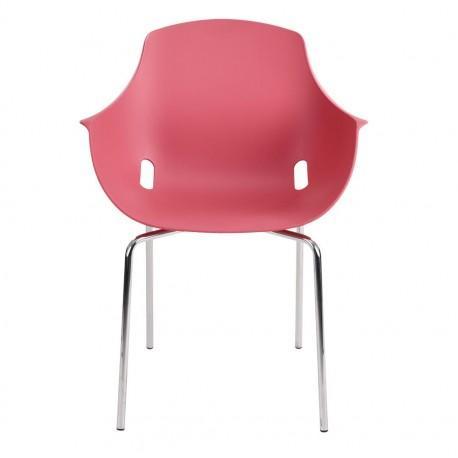 Chaise empilable de bureau empilable helene