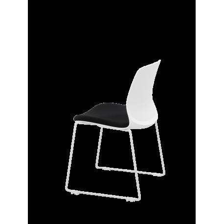Chaise empilable de reunion irene 1