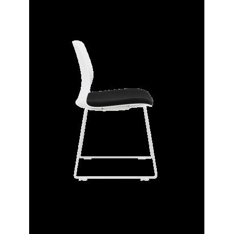 Chaise empilable de reunion irene 2