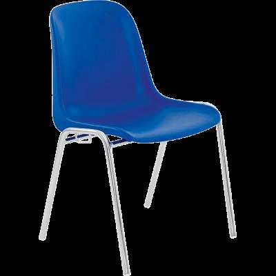 Chaise empilable de réunion Jana