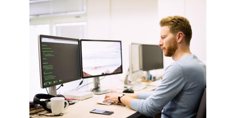 Fauteuil de bureau pour travailler informatique