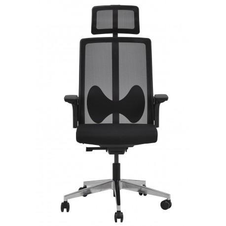 Siege de bureau ergonomique papille 1